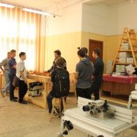 Демонстрационный экзамен по компетенции «Столярное дело»