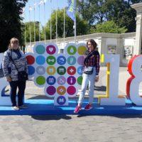 Фестиваль «Добровольцев» в Москве