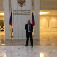 Директор колледжа И.А.Филатов принял участие в работе «круглого стола» в Совете Федерации