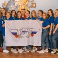 Волонтеры приняли участие в образовательном слёте «Готов к победам»