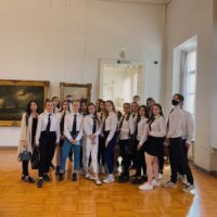 Экскурсия в художественный музей