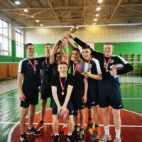 Победа команды юношей по волейболу среди команд юношей образовательных организаций СПО на МЖД