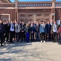 Посещение музея-усадьбы И. П. Павлова